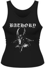 Bathory Goat Ladies Tank Vest