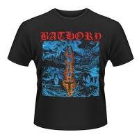 Bathory Blood On Ice T-Shirt