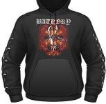 Bathory Fire Goat Hoodie Shirt