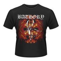 Bathory Fire Goat T-Shirt