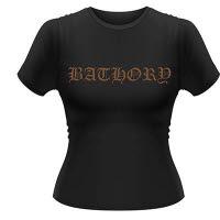 Bathory Hordes Girlie T-Shirt