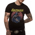 Batman Wall Spotlight T-Shirt