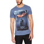 Batman Dark Knight Poster T-Shirt