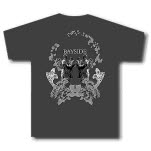 Bayside Two Angels Gray T-Shirt