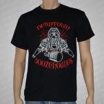 Beantown Boozehounds Coffin Black T-Shirt