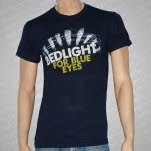 Bedlight For Blue Eyes Movie Lights Navy T-Shirt