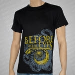 Before Their Eyes Staircase Black T-Shirt