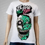 Before Their Eyes Decay White T-Shirt