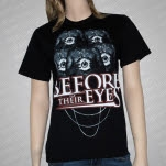 Before Their Eyes Eyes Black T-Shirt