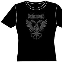 Behemoth Logo Girlie T-Shirt