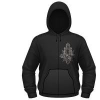 Behemoth Slaves Shall Serve Hoodie With Zip