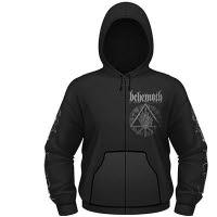 Behemoth Furor Divinus Hoodie With Zip