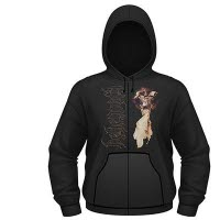 Behemoth Angel Hooded Sweat With Zip