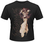 Behemoth Angel T-Shirt Front And Back Print