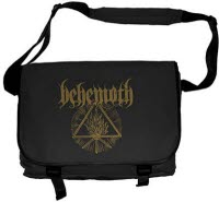Behemoth Furor Divinus Messenger Bag