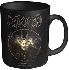 Behemoth The Satanist Coffee Mug