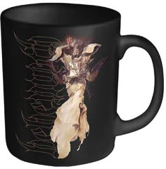 Behemoth Angel Coffee Mug