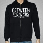 Between The Wars Logo Hoodie Zip