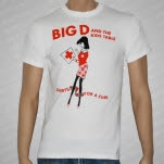 Big D And The Kids Table Nurse White T-Shirt