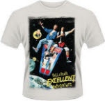 Bill And Ted S Excellent Adventure Poster T-Shirt