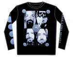 Black Label Society Faces Long Sleeve T-shirt