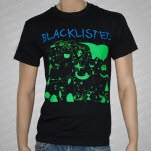 Blacklisted Dino Jr Black T-Shirt