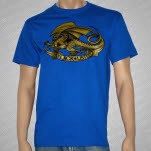 Blacklisted Dragon Blue T-Shirt