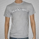 Blacklisted Silence Is Golden Heather Gray T-Shirt