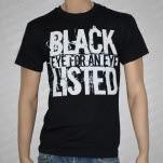 Blacklisted World Goes Round Black T-Shirt