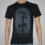 Black Rose District Emblem Black T-Shirt