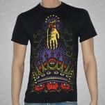 Black Rose District Envy Black T-Shirt