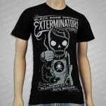 Black Rose District Exterminators Black T-Shirt