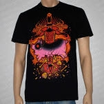 Black Rose District Greed Black T-Shirt