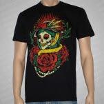 Black Rose District Pride Black T-Shirt