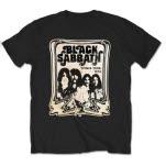 Black Sabbath World Tour 78 HMV Exclusive T-Shirt