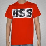 Black Sheep Squadron BSS Red T-Shirt