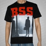 Black Sheep Squadron Business Man Black T-Shirt