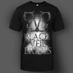 Black Veil Brides Collage Black T-Shirt