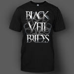 Black Veil Brides Smoked Black T-Shirt