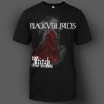 Black Veil Brides Stitch Black T-Shirt