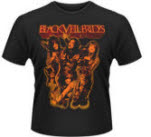 Black Veil Brides Shhh T-Shirt