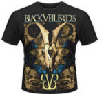 Black Veil Brides Etched T-Shirt