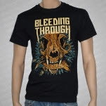Bleeding Through Dead Bird Black T-Shirt