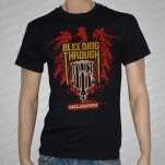 Bleeding Through Declaration Black T-Shirt