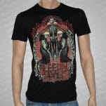 Bleeding Through Pray Black T-Shirt