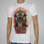 Bleeding Through Pray White T-Shirt