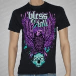 blessthefall Eagle Black T-Shirt