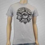 blessthefall Eye Heather Grey T-Shirt