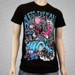 blessthefall Road Rage Black T-Shirt
