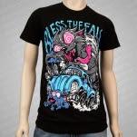 blessthefall Road Rage Black T-Shirt